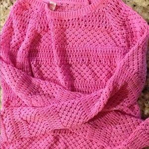 Cherokee Shirts & Tops - A pink shirt